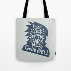Will of Team 7 [Blue] Tote Bag