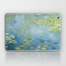Water Lilies 1906 By Cla… Laptop & iPad Skin