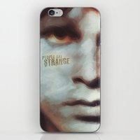A Genius Draft iPhone & iPod Skin