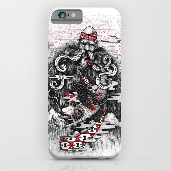 Call of Tradition iPhone & iPod Case