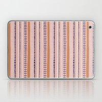 Pink & Orange Pattern Laptop & iPad Skin