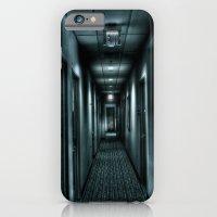 iPhone & iPod Case featuring Hallway by Flashbax Twenty Three
