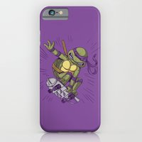 iPhone & iPod Case featuring Shredding by Alex Solis