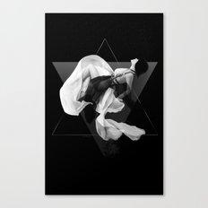 Correspondence Canvas Print