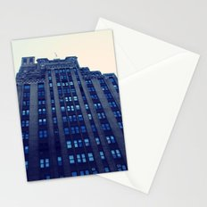 NYC Blue Stationery Cards