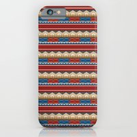 iPhone & iPod Case featuring Navajo Pattern 2 by Sean O'Connor