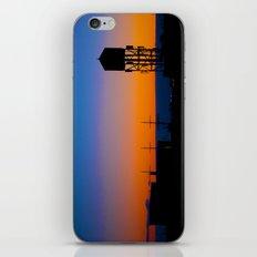 NYC Sundown iPhone & iPod Skin