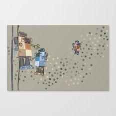 Robotics 2 Canvas Print