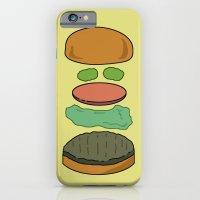 Deconstructed Burg iPhone 6 Slim Case