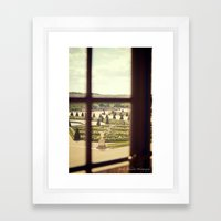 Windows of Versailles II Framed Art Print
