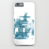 Sad Robot iPhone 6 Slim Case