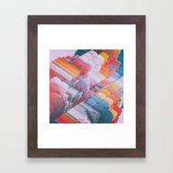 HATEOCOPIA (11.15.15) Framed Art Print