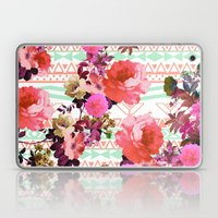 Flower In The Tribe Laptop & iPad Skin