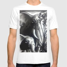 Loved Ones Mens Fitted Tee White SMALL