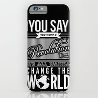 Revolution.  iPhone 6 Slim Case