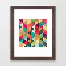 Greys Celebration Framed Art Print