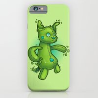 iPhone & iPod Case featuring toydog by AdiFish
