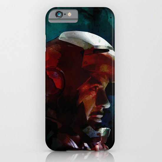 The Knight in the Shining Armour...  iPhone & iPod Case