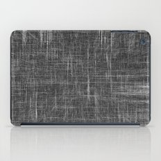 Fiber Depth iPad Case
