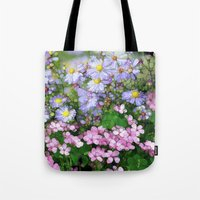 mellow meadow Tote Bag