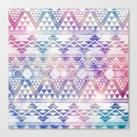 Tribal Spirit Canvas Print