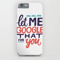 No, No, No iPhone 6 Slim Case