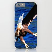 Eagle: The Back Side of Danger iPhone 6 Slim Case