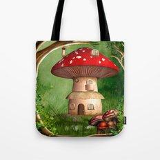 Dwarf Land Tote Bag