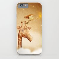 star iPhone & iPod Cases featuring Star by José Luis Guerrero