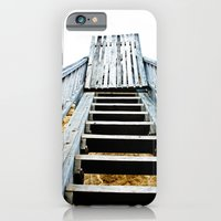 iPhone & iPod Case featuring Stairway (2) by Kim Ramage