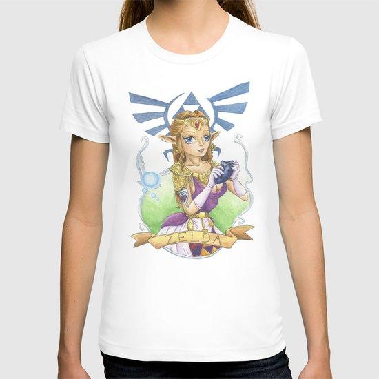 Tattooed Zelda T-shirt