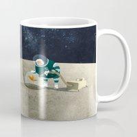 The Space Gardener Mug
