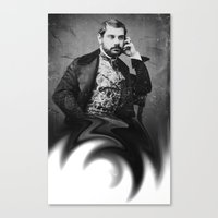 Genius In Ampulla Canvas Print