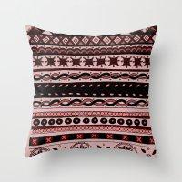 Yzor Pattern 005 02 Throw Pillow