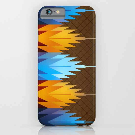 Navajo Fire & Ice iPhone & iPod Case