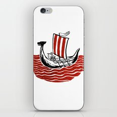Lone Viking iPhone & iPod Skin