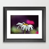 De ArtFlower Framed Art Print