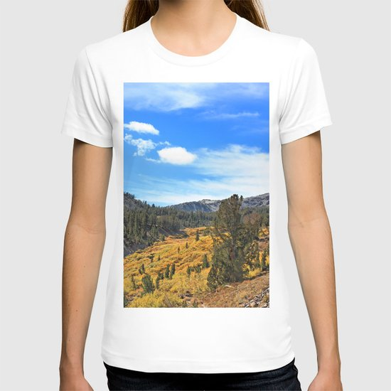 The Top of Tahoe T-shirt