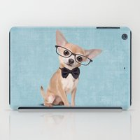 Mr. Chihuahua iPad Case