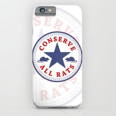 Conserve All Rats iPhone 6s Slim Case