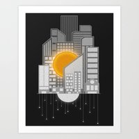 Why Do We Need The Sun And Moon? Art Print