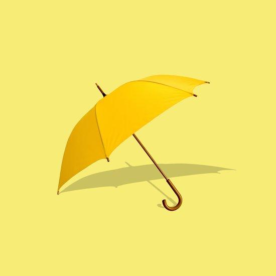 HIMYM - The Yellow Umbrella Art Print