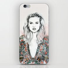 Perrie iPhone & iPod Skin