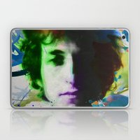 bob dylan 01 Laptop & iPad Skin