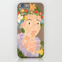 Flora By  Giuseppe Arcim… iPhone 6 Slim Case