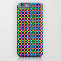 iPhone & iPod Case featuring Labyrinth Pattern by Peter Gross