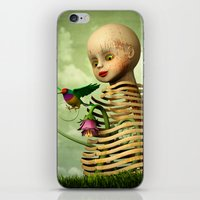 The Open Cage iPhone & iPod Skin