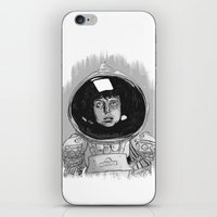 Ellen Ripley Alien iPhone & iPod Skin