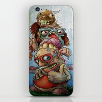 Character Totem iPhone & iPod Skin