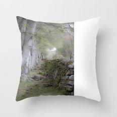 The magic between Throw Pillow